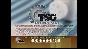 The Sentinel Group TV Spot, 'Talcum Powder Alert' - Thumbnail 7