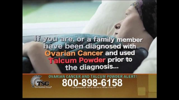 The Sentinel Group TV Spot, 'Talcum Powder Alert' - Thumbnail 5