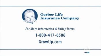 Gerber Life Insurance Grow-Up Plan TV Spot, 'Head Start' Ft. Maury Povich - Thumbnail 9