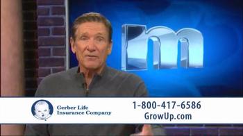 Gerber Life Insurance Grow-Up Plan TV Spot, 'Head Start' Ft. Maury Povich - Thumbnail 2