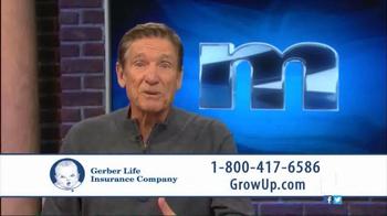 Gerber Life Insurance Grow-Up Plan TV Spot, 'Head Start' Ft. Maury Povich - Thumbnail 6