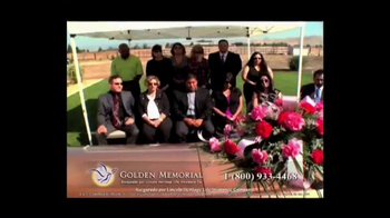 Golden Memorial TV Spot, 'Seguro de vida' [Spanish] - Thumbnail 1