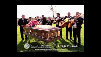Golden Memorial TV Spot, 'Seguro de vida' [Spanish] - Thumbnail 10