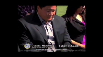 Golden Memorial TV Spot, 'Seguro de vida' [Spanish] - Thumbnail 2