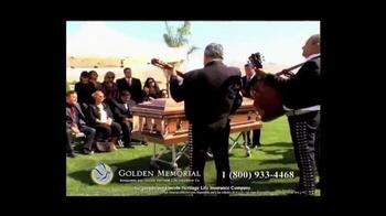 Golden Memorial TV Spot, 'Seguro de vida' [Spanish] - Thumbnail 3