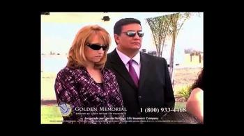 Golden Memorial TV Spot, 'Seguro de vida' [Spanish] - Thumbnail 4