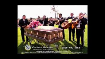 Golden Memorial TV Spot, 'Seguro de vida' [Spanish] - Thumbnail 5