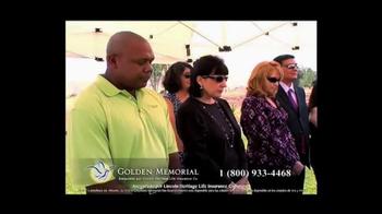 Golden Memorial TV Spot, 'Seguro de vida' [Spanish] - Thumbnail 7