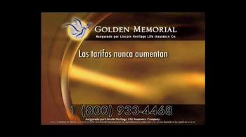 Golden Memorial TV Spot, 'Seguro de vida' [Spanish] - Thumbnail 8