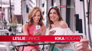 Colgate Optic White TV Spot, 'Las fotos' con Leslie Grace [Spanish] - Thumbnail 1