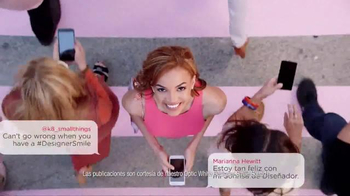 Colgate Optic White TV Spot, 'Las fotos' con Leslie Grace [Spanish] - Thumbnail 5