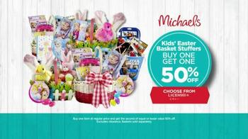 Michaels TV Spot, 'Easter Baskets' - Thumbnail 7