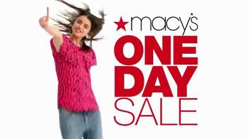 Macy's One Day Sale TV Spot, 'March: Savings Pass' - Thumbnail 2
