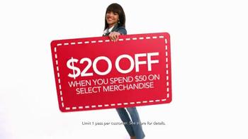 Macy's One Day Sale TV Spot, 'March: Savings Pass' - Thumbnail 4