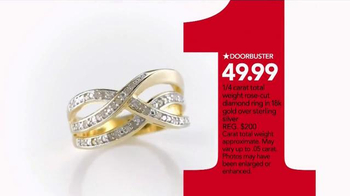 Macy's One Day Sale TV Spot, 'Jewelry, Suits and Kitchen' - Thumbnail 4