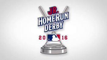Major League Baseball TV Spot, '2016 Junior Homerun Derby' - Thumbnail 4