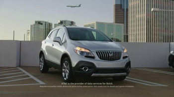 Buick March Madness Event TV Spot, 'RemoteLink App' - Thumbnail 3