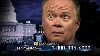 Lear Capital TV Spot, 'US Debt Increasing' Featuring Chris Martenson