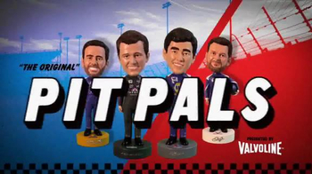 Valvoline TV Spot, 'Pit Pals: Dale's Socks' Featuring Dale Earnhardt Jr. - Thumbnail 1