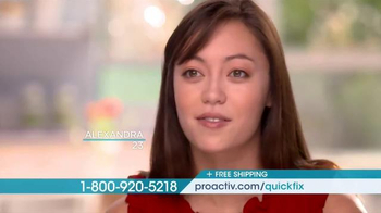 Proactiv Quick Fix Blemish Pen TV Spot, 'Pimple Panic' Ft. Lily Aldridge - Thumbnail 9