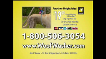 Woof Washer 360 TV Spot, 'Perfect Way to Bathe Your Dog' - Thumbnail 8