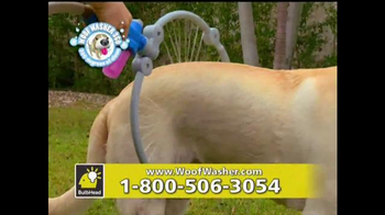 Woof Washer 360 TV Spot, 'Perfect Way to Bathe Your Dog' - Thumbnail 6