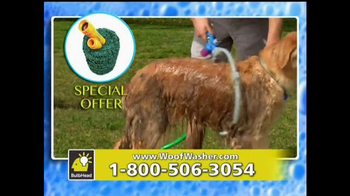 Woof Washer 360 TV Spot, 'Perfect Way to Bathe Your Dog' - Thumbnail 7