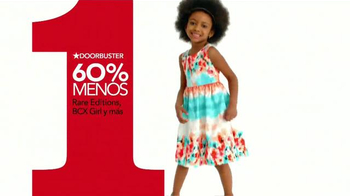 Macy's La Venta de Un Día TV Spot, 'Ofertas de apertura' [Spanish] - Thumbnail 7