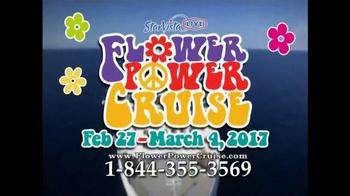 2017 Flower Power Cruise TV Spot, 'Back to the 60s' - Thumbnail 9