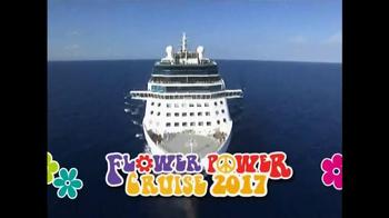 2017 Flower Power Cruise TV Spot, 'Back to the 60s' - Thumbnail 1