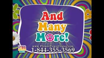 2017 Flower Power Cruise TV Spot, 'Back to the 60s' - Thumbnail 5