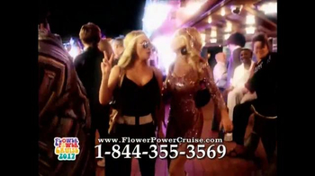 2017 Flower Power Cruise TV Spot, 'Back to the 60s' - Thumbnail 7