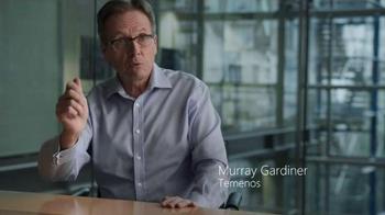 Microsoft Cloud TV Spot, 'Banking' - Thumbnail 4