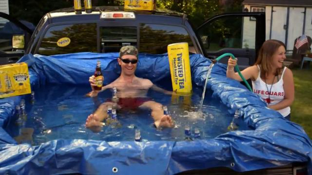 Twisted Tea Commercial Day Drinking
