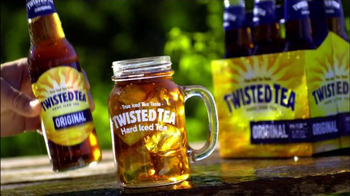 Twisted Tea TV Spot, 'The Best Time' Song by Little Big Town - Thumbnail 1