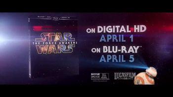 Star Wars: Episode VII: The Force Awakens Home Entertainment TV Spot