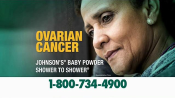 Crumley Roberts TV Spot, 'Ovarian Cancer'
