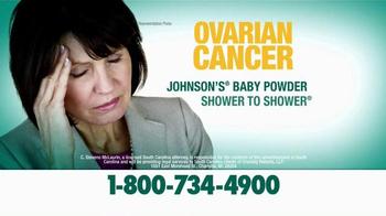 Crumley Roberts TV Spot, 'Ovarian Cancer' - Thumbnail 4