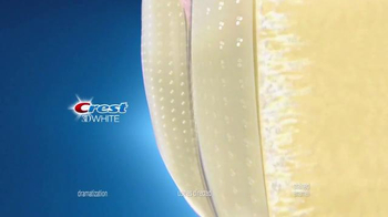 Crest 3D White Whitestrips TV Spot, 'The Tissue Test' - Thumbnail 7