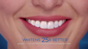 Crest 3D White Whitestrips TV Spot, 'The Tissue Test' - Thumbnail 8