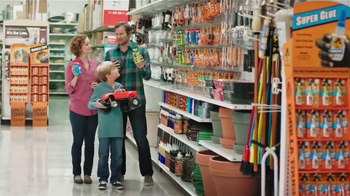 Gorilla Super Glue Brush & Nozzle TV Spot, 'Toy Truck Debate'