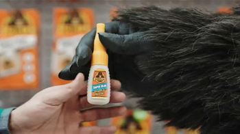 Gorilla Super Glue Brush & Nozzle TV Spot, 'Toy Truck Debate' - Thumbnail 5
