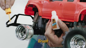 Gorilla Super Glue Brush & Nozzle TV Spot, 'Toy Truck Debate' - Thumbnail 8