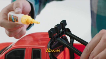 Gorilla Super Glue Brush & Nozzle TV Spot, 'Toy Truck Debate' - Thumbnail 9