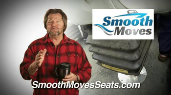 Smooth Moves Seat Mounts TV Spot, 'Better Ride' Featuring Babe Winkelman