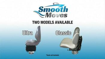 Smooth Moves Seat Mounts TV Spot, 'Better Ride' Featuring Babe Winkelman - Thumbnail 8