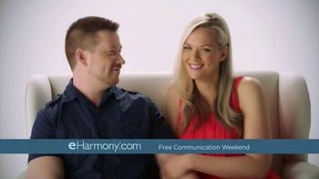 eHarmony Free Communication Weekend TV Spot, 'St. Patrick's Day' - Thumbnail 3
