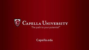 Capella University TV Spot, 'BET: Dr. Abdullah-Winstead' - Thumbnail 1