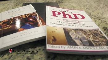 Capella University TV Spot, 'BET: Dr. Abdullah-Winstead' - Thumbnail 4