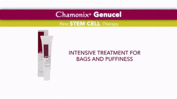 Chamonix Skin Care Genucel TV Spot, 'Celebrity Treatment' Ft. Laurie Dhue - Thumbnail 2
